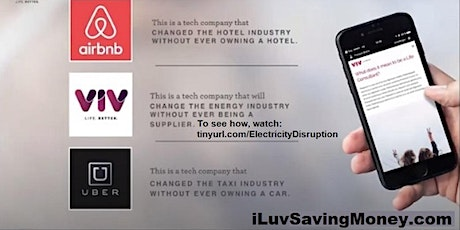 Financial/Time FREEdom & Passive/Residual Income w/ US Energy Deregulation tickets