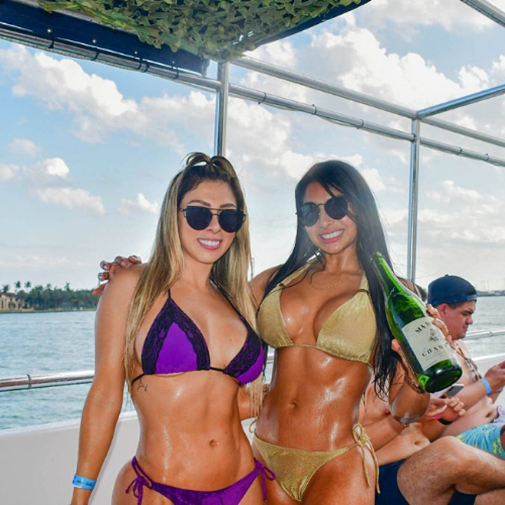 #NIGHT TIME PARTY BOAT MIAMI #OPEN BAR #SAVAGE image