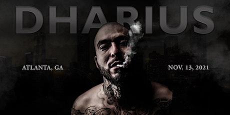 DHARIUS live in Atlanta tickets