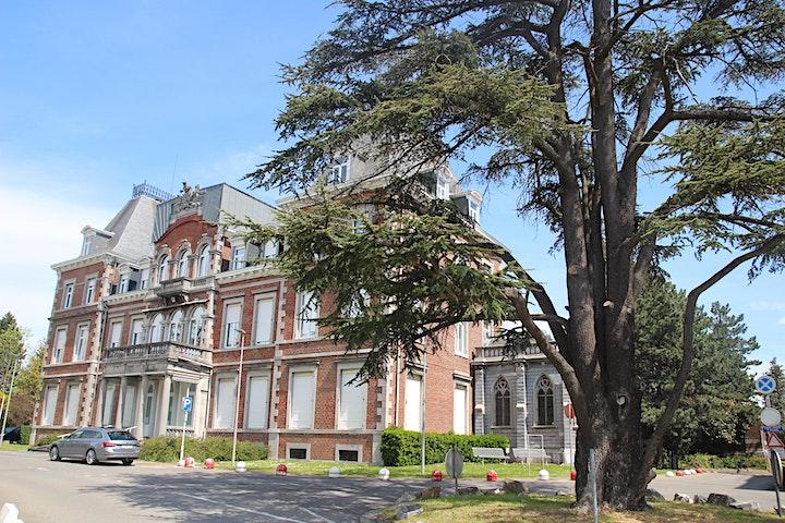 Image pour JDP 2021 au Ry-Ponet, 11-12/09: Le Château des Bruyères, du château au ...