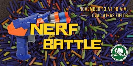 Nerf Battle tickets