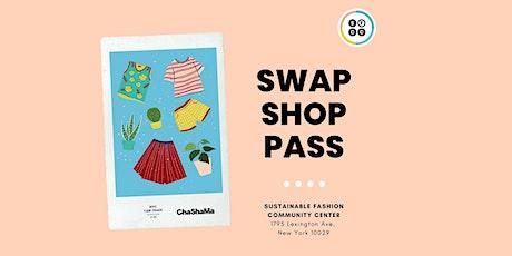 Wed. Swap Shop Pass tickets