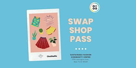 Thurs. Swap Shop Pass tickets