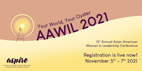 2021 Asian American Womxn In Leadership (AAWIL) Virtual Conference tickets