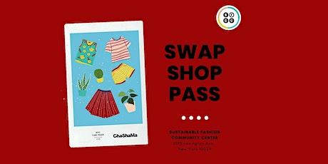 Tues. Swap Shop Pass tickets
