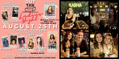 OUT THE BOX - Comedy & Music Showcase tickets