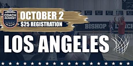 USA Basketball Coach Academy - Los Angeles tickets