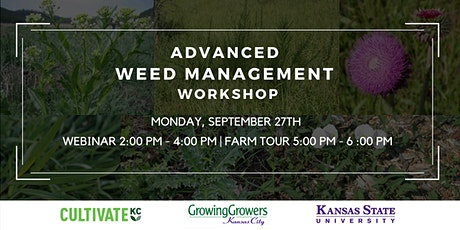 Advanced Weed Management Workshop tickets