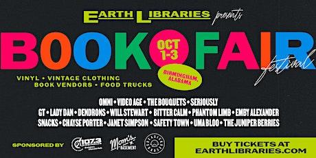 Book Fair 2021 Music Festival tickets