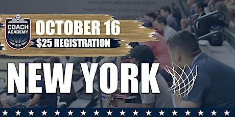 USA Basketball Coach Academy - New York tickets