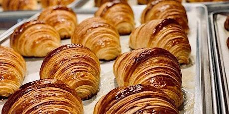 Mastering French Croissants & Brioche tickets