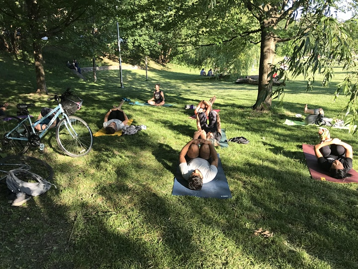 Yoga in the Park ✨ Flow & Restore at Bickford Park with Montana image