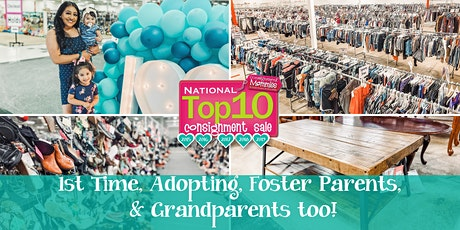First-time, Foster, Adopting Parents shop EE before the public! tickets