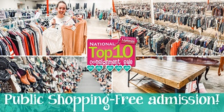 Public Shops EverythingELSE Consignment Sale October 2021 tickets