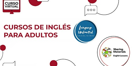 Curso de Inglés para Adultos - Niveles A2 - B1 -B2- C1 entradas