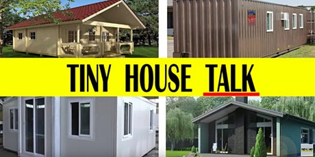 FREE: Tiny-House Container Home Ideas tickets