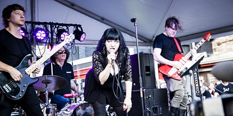"""""""Lydia Lunch: The War is Never Over"""" Documentary Screening and Q&A tickets"""