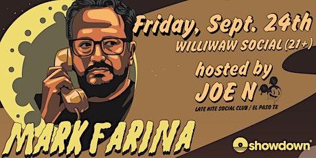 Mark Farina - Live in Alaska tickets