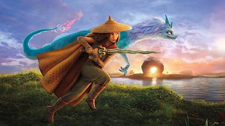 """Raya and the Last Dragon"" Screening and Q&A image"