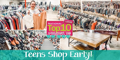 Teens Shop EverythingELSE Consignment Sale October 2021 tickets