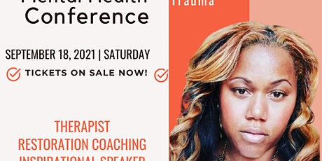 """Coach Jae's MH Conference """"THE PAUSE"""" Where Imposter Syndrome meets Trauma tickets"""