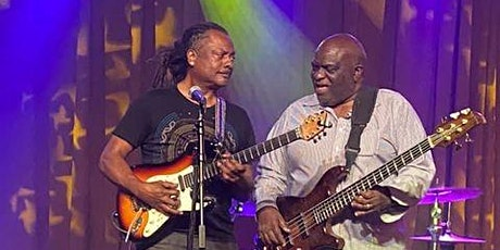 """TONY SAUNDERS  AND THE RAINFOREST BAND w/ VERNON """"ICE"""" BLACK tickets"""