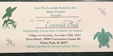 Iota Phi Lambda Sorority, Inc - Alpha  Chapter 2nd Annual Emerald Ball tickets