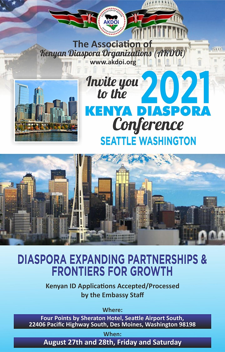 2021 KENYA DIASPORA CONFERENCE image