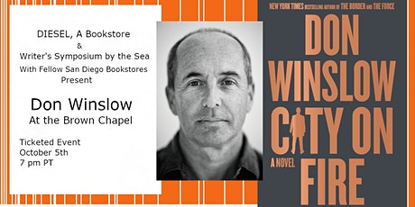 DIESEL, A Bookstore & Writer's Symposium by the Sea Present Don Winslow tickets
