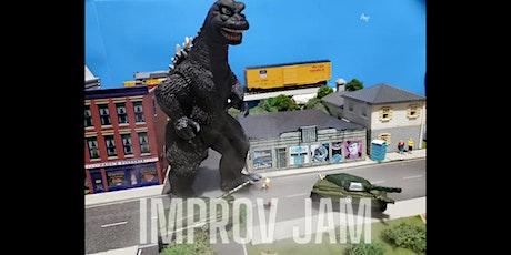 Station Theater's Improv Jam tickets