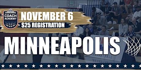 USA Basketball Coach Academy - Minneapolis tickets