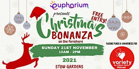 Christmas Bonanza 2021 tickets