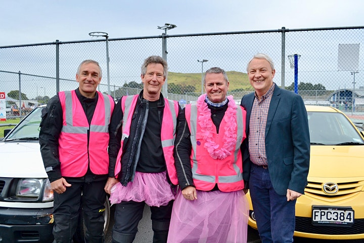 18th Annual Pink Ribbon Ride - Auckland image
