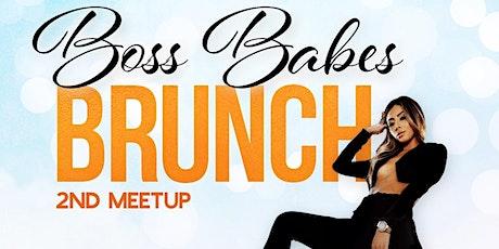 Mel.Media Presents BOSS BABES BRUNCH #2! CO-HOST: RNR tickets