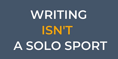 Co-Writing Session - Non-fiction book, whitepaper and article writers tickets
