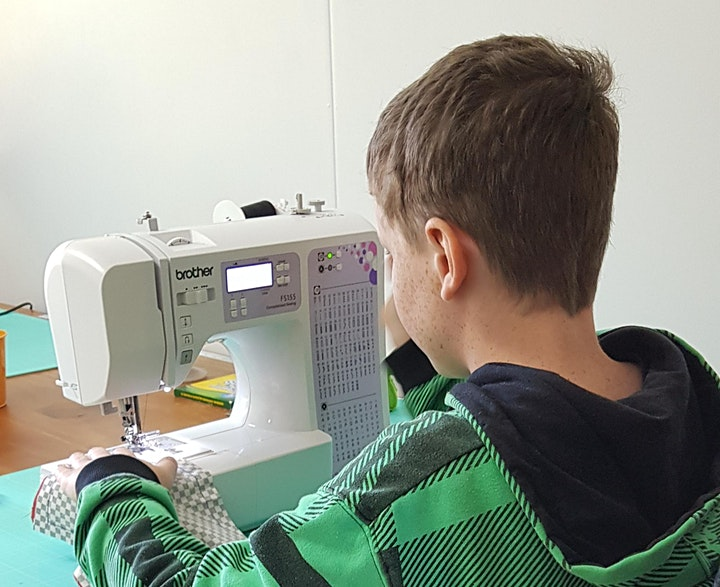 School Holidays - Learn to Sew image