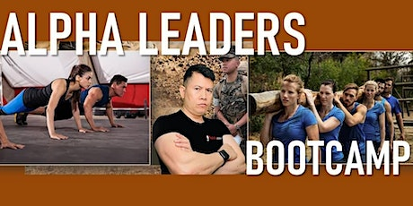 Alpha Leaders Bootcamp tickets