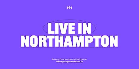 Right Aligned Live: Northampton tickets