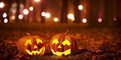 The Spooky Garden Halloween Party tickets