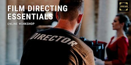 1-Day  Workshop: Film Directing essentials tickets