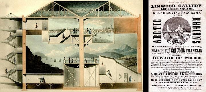 Panoramania! How London pioneered immersive entertainment image