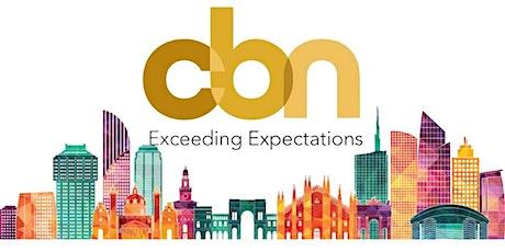 CBN Milano DAL VIVO - business community tickets