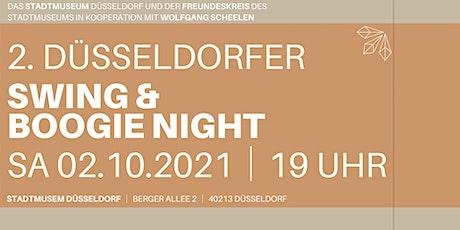 2. Düsseldorfer Swing & Boogie Night Tickets