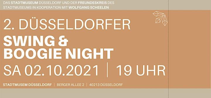 2. Düsseldorfer Swing & Boogie Night: Bild