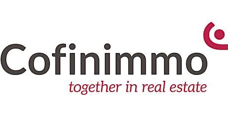 Thema bijeenkomst Zorgvastgoed.nl met Cofinimmo tickets