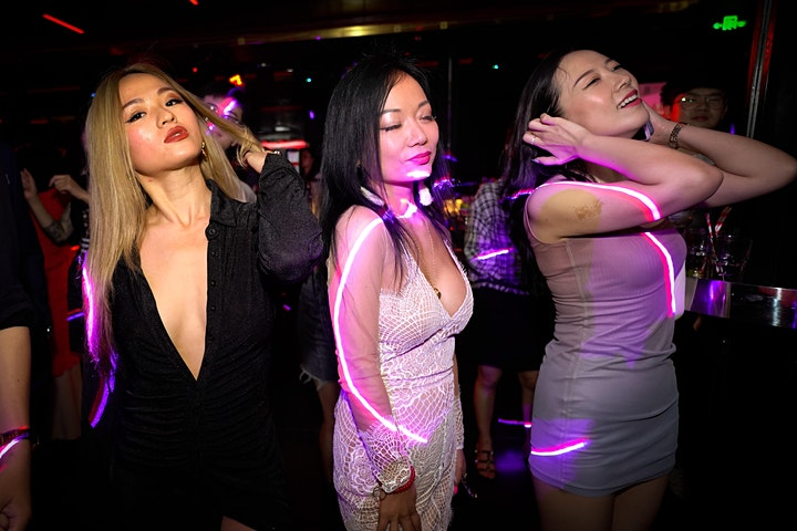 [FREE ENTRY] Ladies Night on the Bund 外滩18号女士之夜 @Bar Rouge image