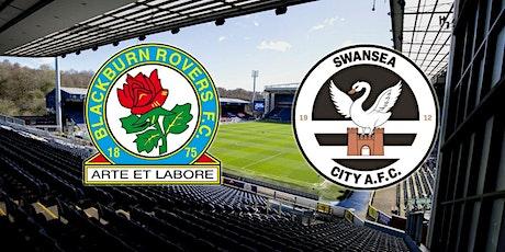 StREAMS@>! (LIVE)-Swansea v Blackburn Rovers LIVE ON 7 Aug 2021 tickets