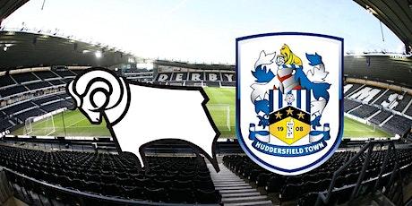 StREAMS@>! (LIVE)-Derby County v Huddersfield LIVE ON 7 Aug 2021 tickets