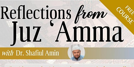 Reflections from Juz Amma tickets