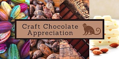 Craft Chocolate Appreciation (Virtual) tickets